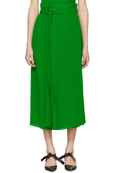 Protagonist - Green 26 Skirt
