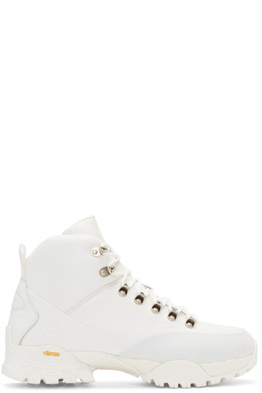 Alyx - White fragment Edition Roa Hiking Boots