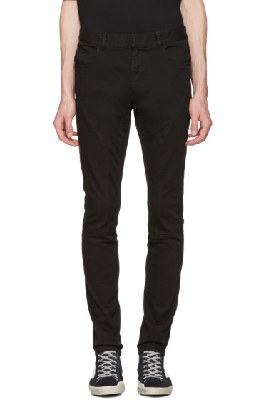 Faith Connexion - Black Runner Jeans