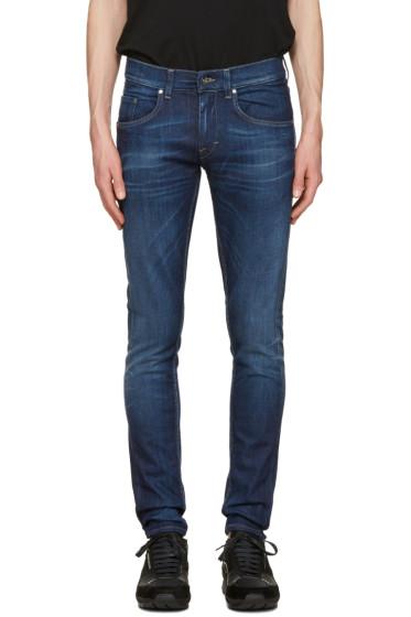 Tiger of Sweden Jeans - Blue Slim Jeans