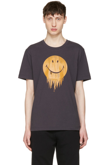 Coach 1941 - Black Gnarly Face T-Shirt