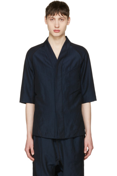 Abasi Rosborough - Indigo ARC Apres Desert Shirt