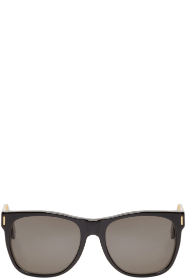 Super - Black & Gold Classic Francis Sunglasses