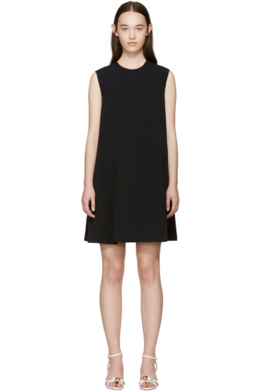 Roksanda - Black & White Fuji Dress