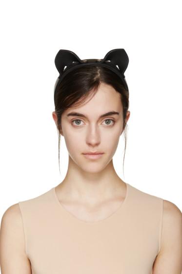 Fleet Ilya - Black Cat Ear Headband