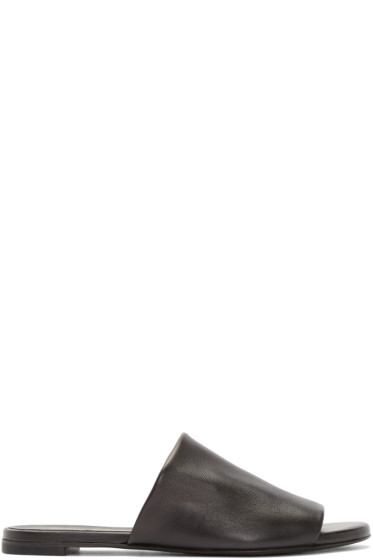 Robert Clergerie - Black Gatok Sandals