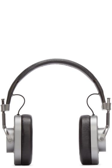 Master & Dynamic - Gunmetal & Black MH40 Headphones