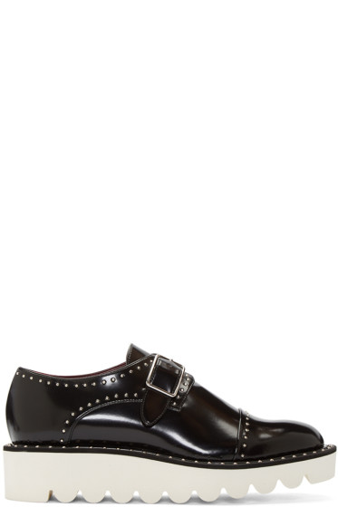 Stella McCartney - Black Odette Monkstraps