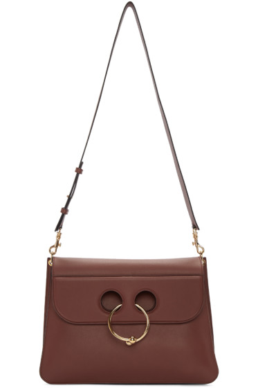 J.W.Anderson - Brown Large Pierce Bag
