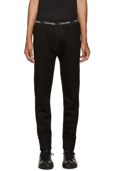 Calvin Klein Collection - Black Neil Lounge Pants