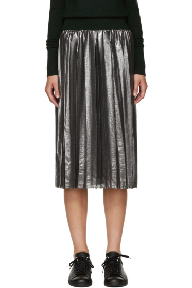 Isabel Marant Etoile - Silver Malden Skirt