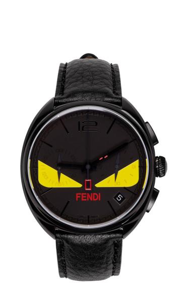 Fendi - Black Momento Bugs Watch