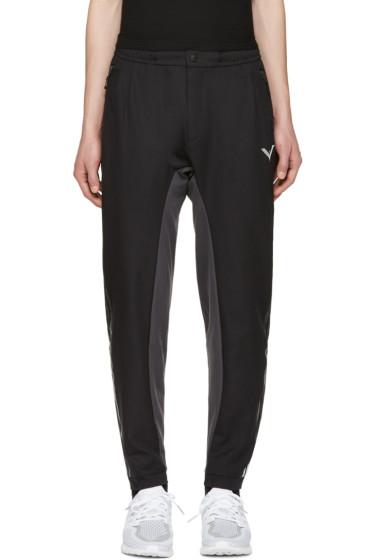 adidas x White Mountaineering - Black Sarouel-Style Lounge Pants