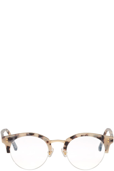 Gentle Monster - Tortoiseshell Pavana Glasses