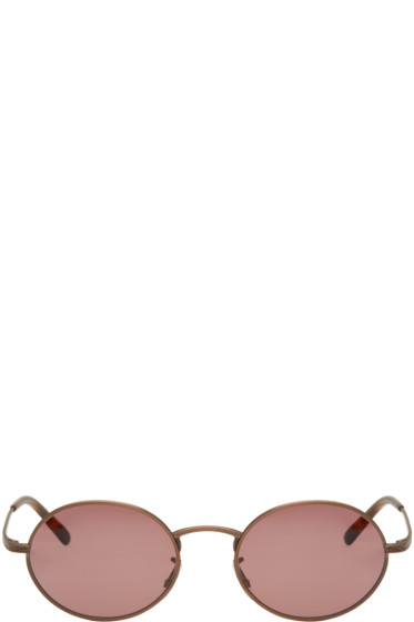 Oliver Peoples The Row - Bronze Empire Suite Sunglasses
