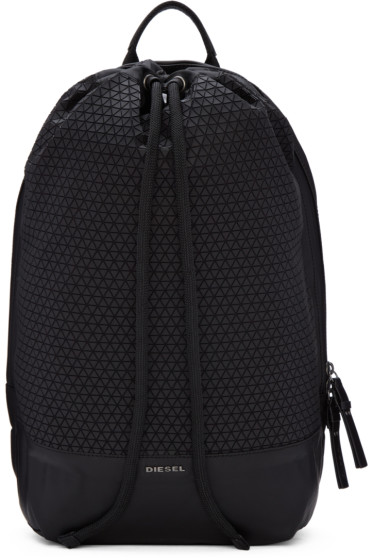 Diesel - Black M-Move To 2 Backpack