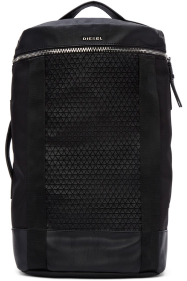 Diesel - Black M-Move To Backpack