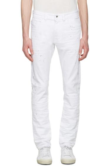Diesel - White Thommer Jeans
