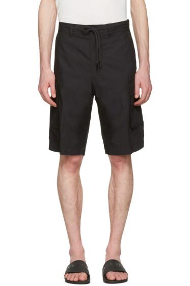 Diesel - Black P-Clive Cargo Shorts