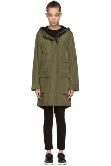 Mackage - Green Cosima Rain Coat