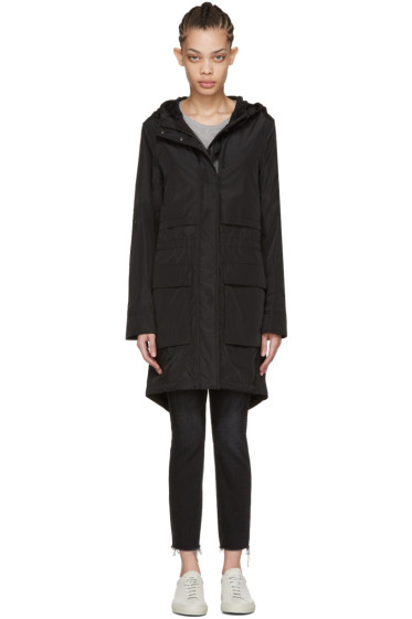 Mackage - Black Cosima Rain Coat
