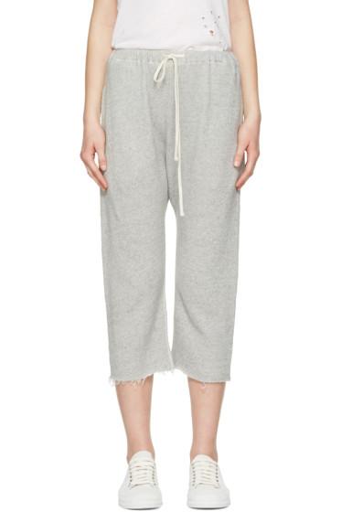 R13 - Grey Field Lounge Pants