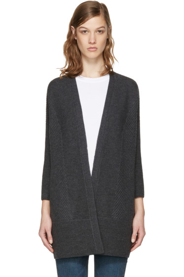 Rag & Bone - Grey Dee Long Cardigan