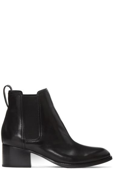 Rag & Bone - Black Walker Boots