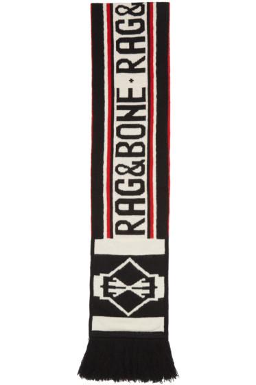Rag & Bone - Tricolor Matthew Scarf