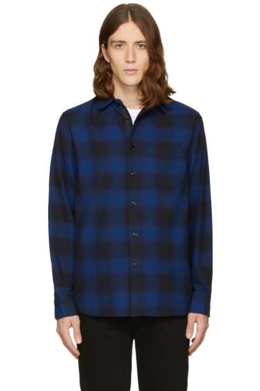 Rag & Bone - Blue Beach Shirt
