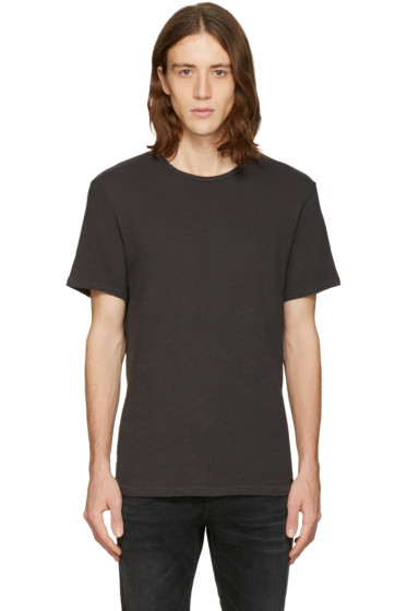 Rag & Bone - Black Standard Issue T-Shirt