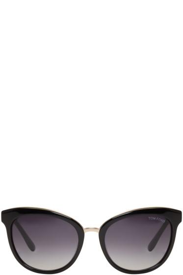 Tom Ford - Black Emma Sunglasses