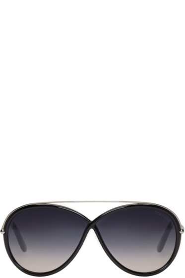Tom Ford - Black Tamara Sunglasses