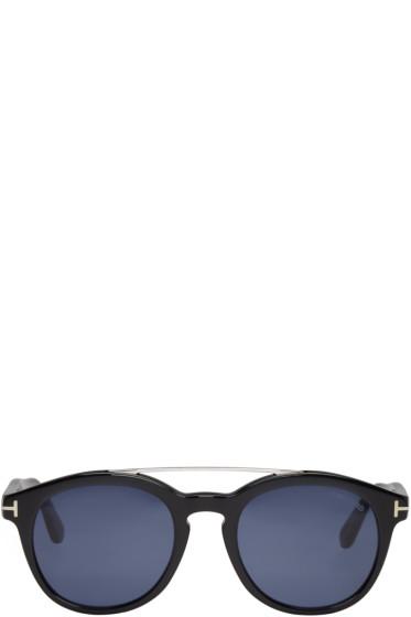Tom Ford - Black Newman Sunglasses
