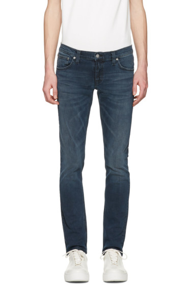 Nudie Jeans - Blue Long John Jeans
