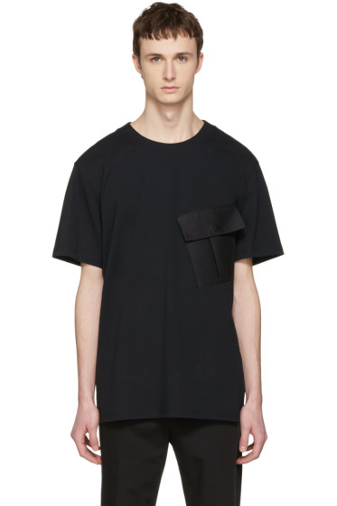 Public School - Black Foss T-Shirt