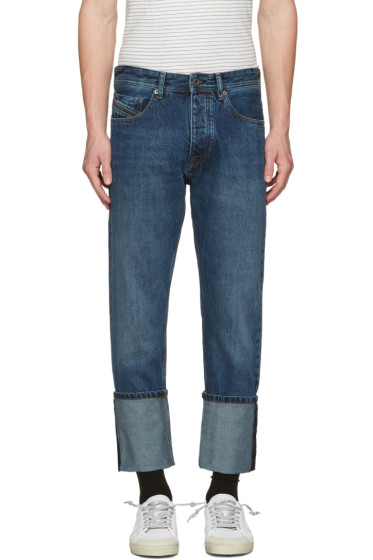 Diesel Black Gold - Blue Type-275 Jeans