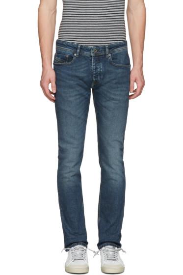 Diesel Black Gold - Blue Type-2512 Jeans