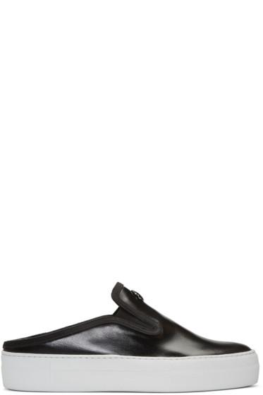 Moncler - Black Tiphanie Slip-On Sneakers
