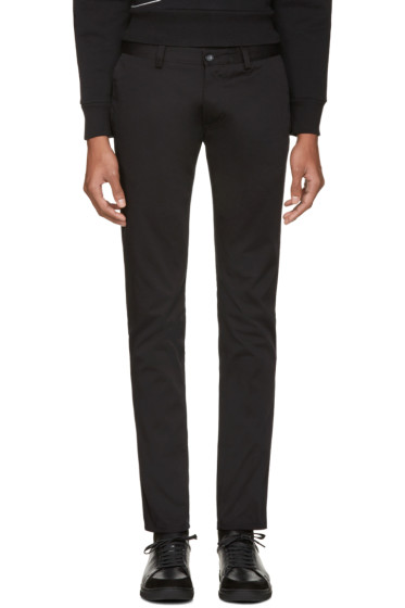 Tiger of Sweden - Black Transit Chino Trousers
