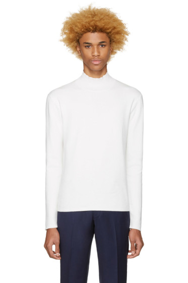 Tiger of Sweden - White North Turtleneck