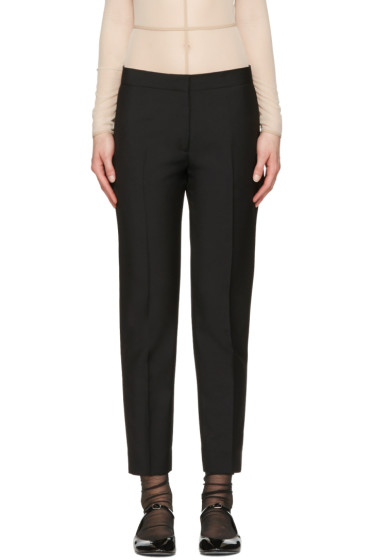 Acne Studios - Black Saville Trousers