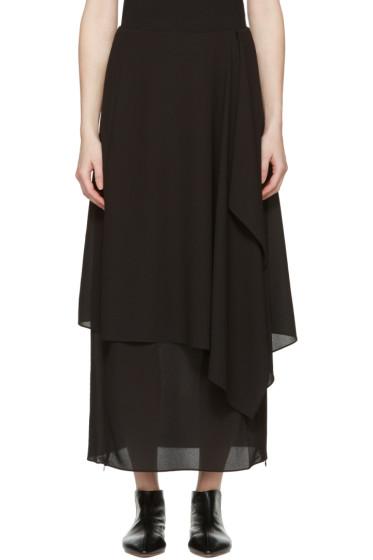 Acne Studios - Black Pasha Skirt