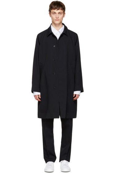 Acne Studios - Navy March Coat