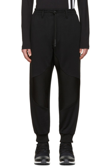 Y-3 - Black Core Track Pants