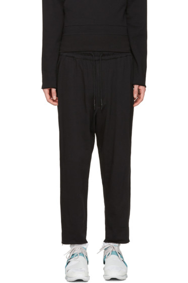 Y-3 - Black M Trnsfrm Lounge Pants
