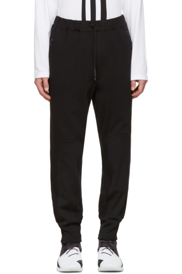 Y-3 - Black Future Craft Lounge Pants