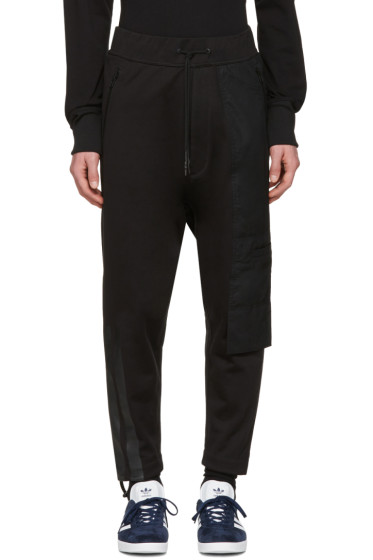 Y-3 - Black Soft Lounge Pants