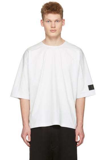 Y-3 - White M Skylight T-Shirt