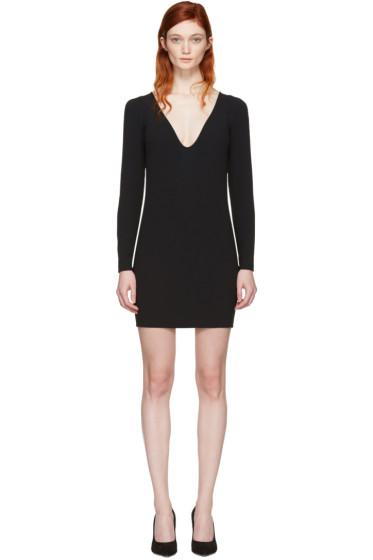 Dsquared2 - Black V-Neck Dress